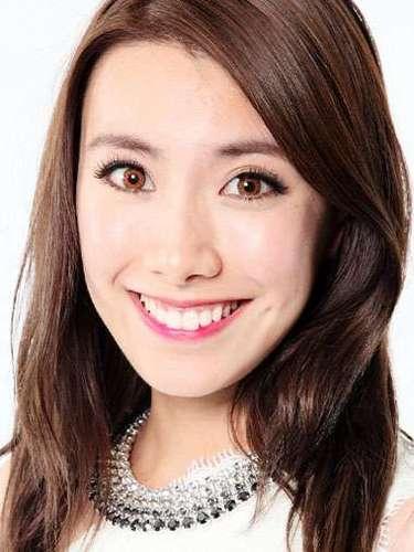 Miss Japón -Yu Horikawa, tiene 24años de edad, mide 1.65metros de estura (5 ft 5 in) y reside en Tokio.