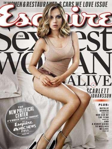 ¡Scarlett Johansson cumple 29 años siendo la mujer más sexy del mundo!