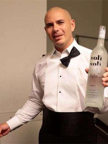 El conductor de los AMAs, Pitbull, agradeció el apoyo de sus fans y se declaró listo para celebrar. ¡Ya tú sabes!
