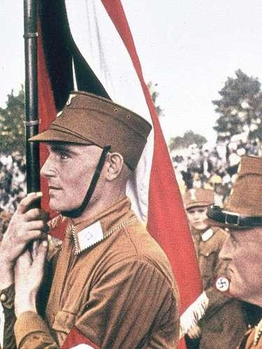 Los Camisas Pardas eran las tropas de asalto nazi. Violentos y despiadados, allanaron el camino al poder de Hitler tras su fundación en 1921.