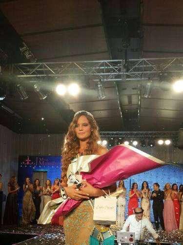 Yoana Don, de Santiago del Estero, fue elegida Miss Mundo Argentina 2014 y viajará a Londres en representación del país el próximo octubre, donde se realizará la final de Miss World 2014. La joven de 23 años es oriunda de Selva, estudia abogacía y vive en Rosario.