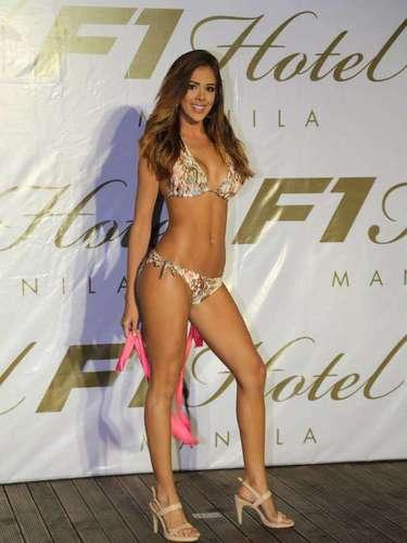 Procedente de Falcón, la nueva soberana resulta ser la segunda afortunada de su país en obtener este importante título de belleza,logrando así reafirmar a Venezuela como una potencia mundial en reinas.