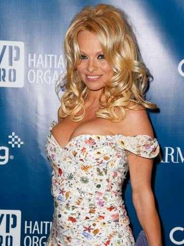 Pamela es catalogada como una de las mujeres más sensuales y atractivas.