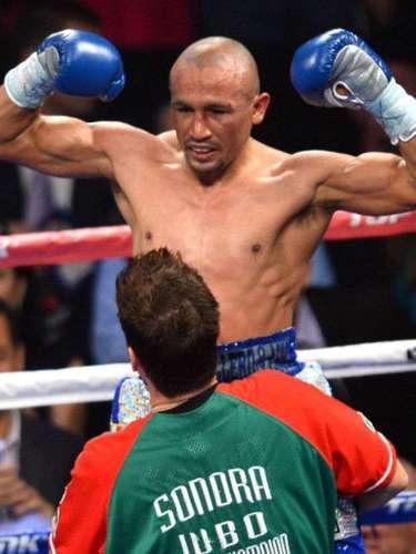 El mexicano Orlando Salido tendría opciones de enfrentar a su compatriota Jhonny González o en una división superior a Mikey García.