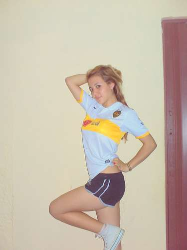 Fanáticas de Boca quieren ser las más lindas y sexys de la Web