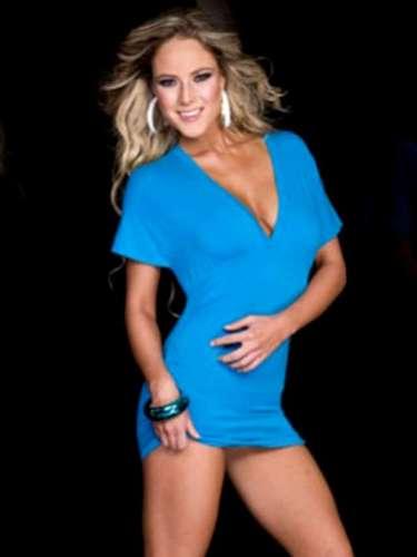 Vanessa Huppenkothen participó en el certamen Nuestra Belleza México, al que la inscribió su propia madre.