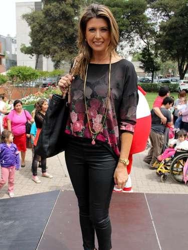 Macarena Pizarro estará desde el palco de jurado.