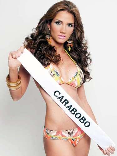 Génesis Carmona era estudiante de Mercadeo en la Universidad Tecnológica del Centro en Valencia, en Venezuela, pero también trabajaba como modelo.