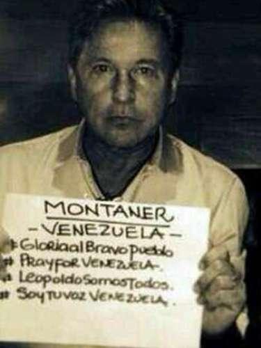 Ricardo Montaner, publicó desde Miami una foto en su Facebook haciendo alusión a las protestas callejeras que desde hace más de dos semanas han dejado muertos en Venezuela.