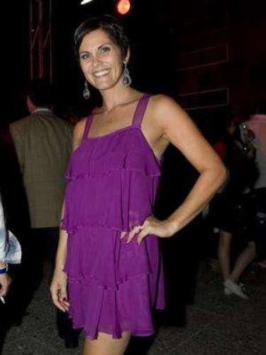 Paola Volpato, 43 años.