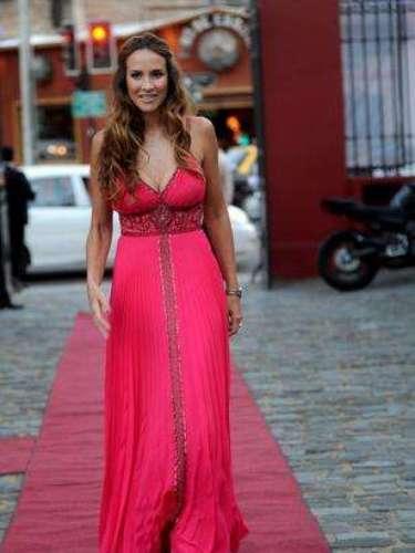 Angélica Castro, 44 años.