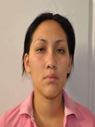 Karla Ivonne Hernández Sánchez, de 20 años, originaria de Nezahualcóyotl, Estado de México y abocada a vigilar y alimentar a las víctimas.