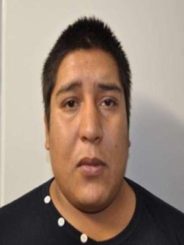 José Alfredo Martínez Flores, de 25 años.