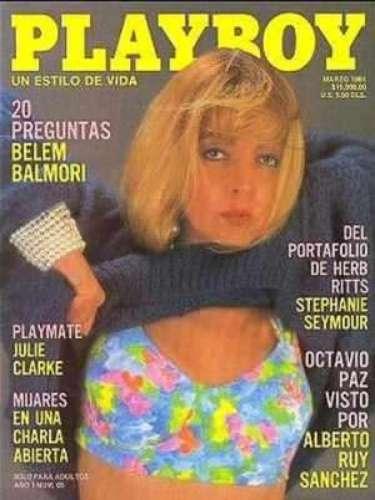 Belem Balmori.- La conductora y actriz, quien era conocida por su trabajo en el programa 'Mi Barrio' y sus actuaciones en un puñado de telenovelas como \