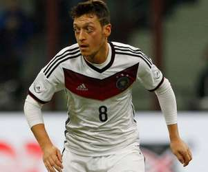 Ozil Foto: Getty Images
