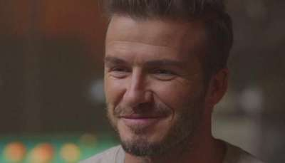 David Beckham lanza selección exclusiva para H&M Video: