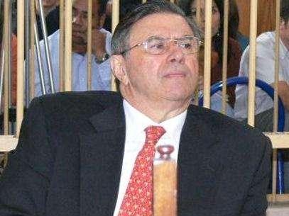 José Enrique Crousillat ante la sala Penal que sigue su caso. (Foto archivo) Foto: Andina