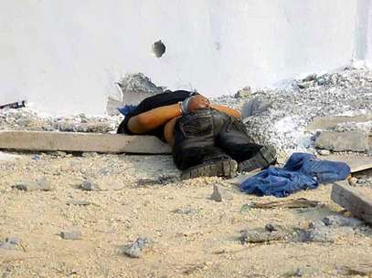 Es 'La Gata' ejecutado en Guadalupe. Foto: Terra Networks México S.A. de C.V.