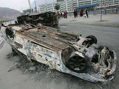 Foto Video de accidentes en China Foto: Getty / Terra Autos