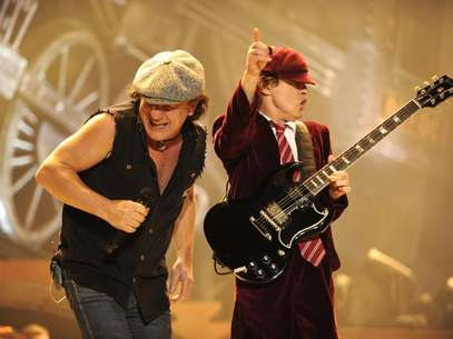 AC/DC prepara nuevo disco. Foto: Getty Images North America / Getty Images