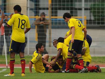 Colombia se coronó campeón del Torneo Esperanzas de Toulon en Francia. Foto: Getty Images Europe / Getty Images