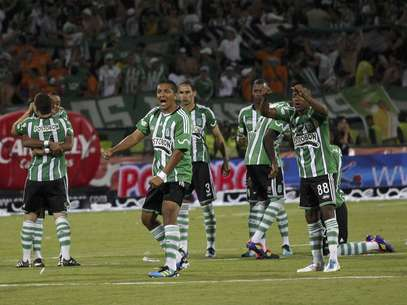 Atlético Nacional se coronó campeón de la Liga Postobón I-2011. Obtuvo su undécima estrella. Foto: Terra