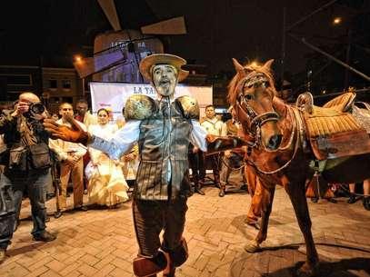 Quijote es el nombre de la nueva producción de La Tarumba. Foto: MMTPHOTOGRAPHY