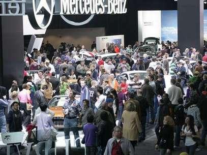 Foto Auto Show de Detroit Foto: Naias / Terra Autos