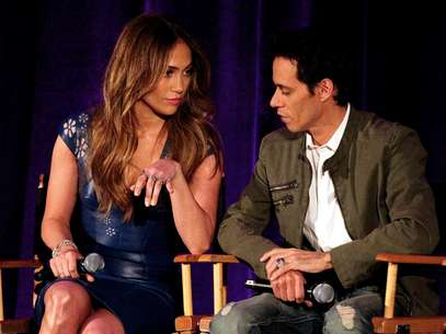 Jennifer Lopez y Marc Anthony Foto: Getty Images