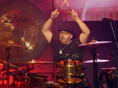 """Jason Bonham llegará a Chile con el """"Led Zeppelin Experience"""" el próximo 5 de septiembre en Teatro Caupolicán  Foto: Getty Images"""
