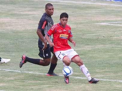 En la primera rueda, Alianza superó 3-2 a Unión Comercio. Foto: Miguel Bustamante / Terra Perú