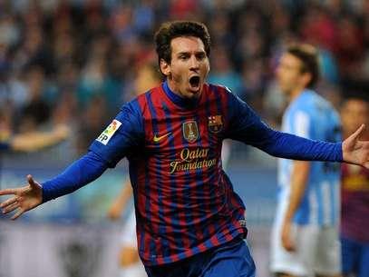 Lionel Messi Foto: AFP