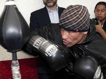Juan Manuel Márquez quiere seguir demostrando que aún tiene box en los guantes Foto: Mexsport