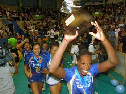 Géminis es el campeón de la Liga Nacional de Vóley. Foto: Terra Perú - Patricia Altamirano