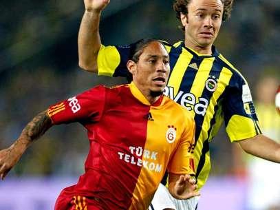 Juan Pablo Pino pertenece al Galatasaray de Turquía y posiblemente negociarían su regreso al DIM para el segundo semestre del 2012 Foto: EFE