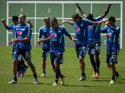 Millonarios inició pretemporada bajo el mando del técnico Hernán Torres Foto: John Paz / Terra