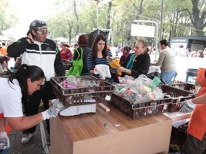 Durante el Día Internacional del Reciclaje, que se celebra todos los años el 17 de mayo, se llevan a cabo actividades y esfuerzos para fomentar el reciclaje en todo el mundo. Foto: Notimex/ Archivo