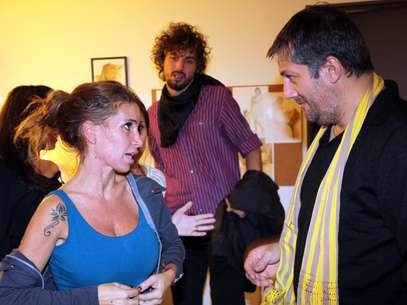 Florencia Peña y un tatuaje muy especial Foto: Jorge Amado Group