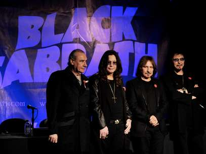 Black Sabbath Foto: Getty Images