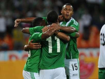 Atlético Nacional clasificó a octavos de final de la Copa Postobón 2012 Foto: Terra