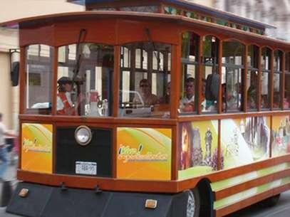 Si quieres saber las rutas, los horarios y los costos de estos recorridos en tranvía por Aguascalientes, aquí te los dejamos. Foto: Gobierno del Estado de Aguascalientes