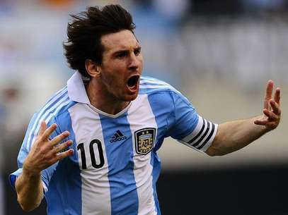 Lionel Messi will be headlining the match as part of his world tour. Foto: Reuters