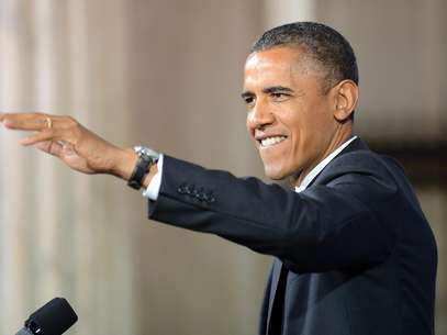 El presidente barack Obama es favorito en el extranjero. Foto: Getty Images