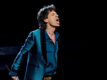 Mick Jagger de los Rolling Stones Foto: Getty Images