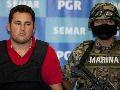 El hijo de El Chapo Guzmán resultó ser Félix Beltrán León, sin ningún parentesco con el capo narco. Foto: getty images