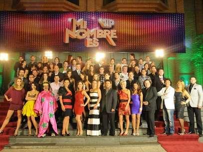 Ellos son los 64 famosos que se enfrentarán en la versión VIP del estelar de Canal 13. Foto: Gentileza Canal 13
