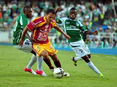 Deportes Tolima se llevó los tres puntos del Pascual ante Deportivo Cali. Foto: Terra