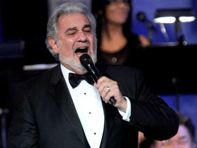 Plácido Domingo Foto: Getty