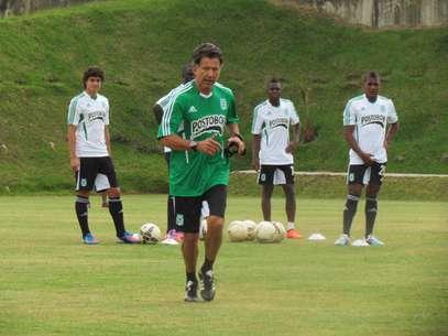 Juan Carlos Osorio espera conformar un mejor equipo para el año 2013. Foto: Juan Fernando Ospina / Terra