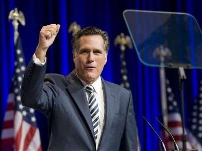 Mitt Romney está muy cerca de Obama en algunos estados. ¿Lo alcanzará antes de las elecciones de noviembre? Foto: AP